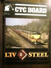 CTC Board Railroads Illustrated #170 December 1990 (Very Good) LTV Steel