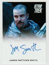 2017 Star Trek Beyond JASON MATTHEW SMITH as HENDORFF On Card Autograph