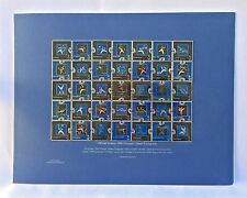 35 PINS - SYDNEY 2000 OLYMPIC GAMES PICTOGRAM PUZZLE PIN SET - LIMITED EDITION