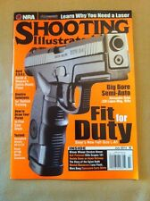 Shooting Illustrated July 2014 FREE SHIPPING, Smith & Wesson, Big Bore Semi-auto