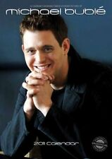 Michael Buble Buble Calendar 2011 New & ORIGINAL PACKAGE RS