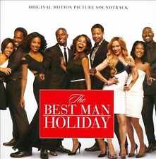 NEW The Best Man Holiday: Original Motion Picture Soundtrack (Audio CD)
