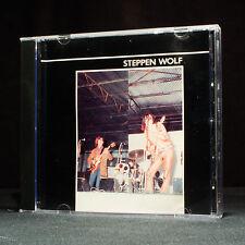 Steppen Wolf - Steppen Wolf - music cd album