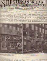 1910 Scientific American Supp December 24- Wheeling WVA