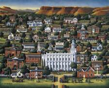 Jigsaw Puzzle Explore America Saint George Utah 500 pieces NEW Made in USA