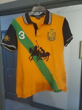 New listing Polo Ralph Lauren 2XL Custom Fit Large Double Pony Bleeker Challenge Cup...