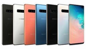 Samsung Galaxy S10+ plus g975u 128gb GSM Unlocked AT&T Verizon Sprint T-mobile