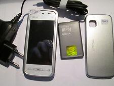 Nokia 5230 RM - 588 16GB Navi Smartphon Simfrei Ladeteil super ok gebr  Nr. 214X