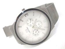 Danish Design IQ62Q994 White Dial Stainless Steel Men's Watch  (72B)