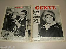 GENTE 1961/3=SORAYA=ZIPAQUIRA CATHEDRAL=COCKY MAZZETTI=ALBERTO MANZI=CASSINI O.=