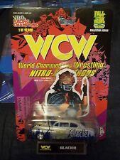 1998 Wcw nWo Racing Champions Glacier 1949 Custom Merc Misp