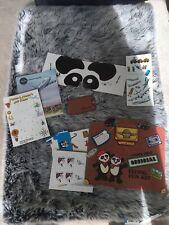 Pan Am Official Flying Fun Kit - Pierre & Penny Panda 1982