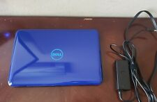 "Dell Inspiron 11 3180 Blue 11.6"" 4 GB 32 GB Win10 Refurbished Mint Condition"