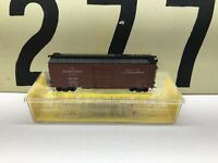 Kadee Ho Scale Milwaukee Road 40' PS-1 Boxcar RD #35061 RTR New