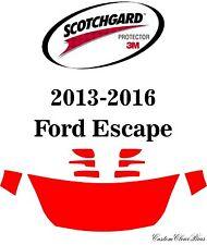 3M Scotchgard Paint Protection Film Pre-Cut Kits 2013 2014 2015 2016 Ford Escape