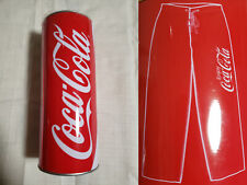 Coca-Cola Pajama Lounge PJ Sleepwear Pants with Coin Tin (L)