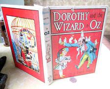 DOROTHY & The WIZARD In OZ,1908,L.Frank Baum,Illust