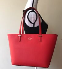 NWT KATE SPADE CEDAR STREET SMALL HARMONY TOTE HANDBAG APPLEJELLY COLOR