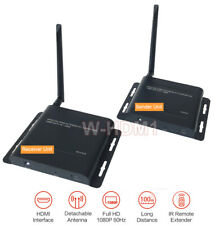 Wireless HDMI Digital TV Transmitter Extender With HDMI Loop-Through