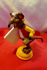 The Muppet 3D Replacement Chess Piece Rizzo The Rat. Pawn W/Yellow Base