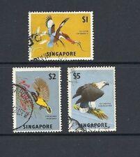 Elizabeth II (1952-Now) Birds Singapore Stamps (1824-1963)