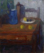 Künstlerische 1950-1999er Malereien mit Stillleben-Öl