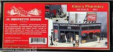 JL Innovative HO/HOn3 Klein's Pharmacy (531)