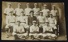 1914 - SAINT MICHAEL'S - BASEBALL TEAM - USA - POSTCARD - ORIGINAL