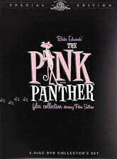 The Pink Panther Film Collection (DVD, 2004, 6-Disc Set)