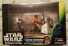 Star Wars The Power of the Force Cantina Showdown  Dr. Evazan, Ponda baba obiwan