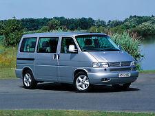 VW T4 1994-2003 Transporter BUS Auto Maßgefertigt Maß Sitzbezüge Schonbezug P3