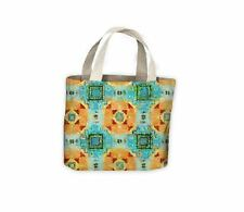 Abstract Mosaic Tile Painting Tote Shopping Bag For Life