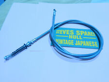 HONDA PC50K1 frontbrake cable,45450-081-000,RARE .
