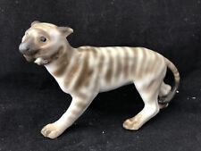Panthère Porcelaine Art Déco Vers 1930 Antique French Porcelain Panther