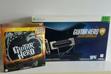 Xbox 360 Guitar Hero LIVE Guitar Control (BOXED,USB Dongle) Guitar CASE