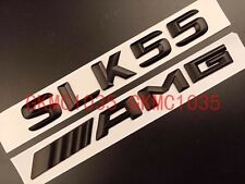 2 X Ala Lateral Mercedes AMG Edición Fender insignia emblema C E A S Clase Sl SLK Merc