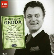 Nicolai Gedda - Icon [New & Sealed] 11 CD Boxset
