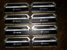 ✔✔ CORSAIR Dominator PLATINUM 64GB (8x8GB) DDR3 19200 2400MHz CMD64GX3M8A2400C11