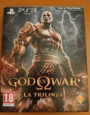 God of War La trilogía PS3