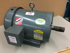 Baldor M3708T 5 HP 208-230/460 VAC 1160 RPM 3 Phase Motor