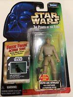 Star Wars POTF Bespin Luke Skywalker w/ Freeze Frame & Detachable Hand Brand New
