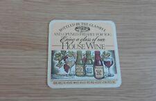 House Wine Beermat