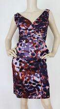 Jacqui E Cotton Blend Regular Size Dresses for Women