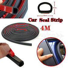 UK Car Truck Door seal Rubber Strips Weatherstrip Sealing Motor small D-Type