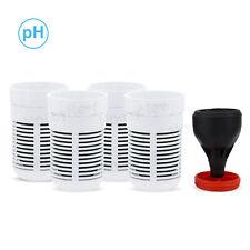 Seychelle pH2o acqua alcalina PH Brocca Filtro di Ricambio confezione da 4