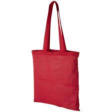 Shopper in cotone Carolina Bullet Borsa Borsetta Shopping spesa tempo libero