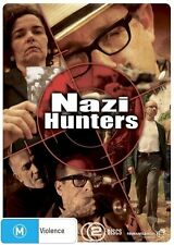 Nazi Hunters (DVD, 2010, 2-Disc Set) New  Region Free