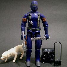 GI JOE 2003 blue SNAKE EYES dvd Kid Rhino mint RARE