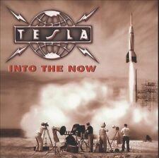 TESLA INTO THE NOW 2003 12 TRK CD NEW FACTORY SEALED VERY RARE OUT OF PRINT OOP