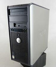 Dell Optiplex 620 Computer Pentium 4Ht 2.99Ghz 80Gb 2Gb Windows Xp B620-1